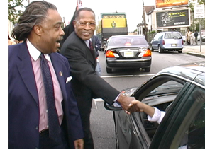 Sharpe James and Al Sharpton